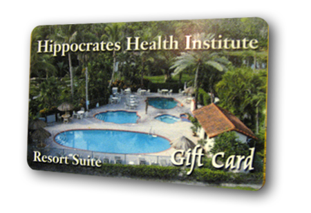 Discount to Hippocrates Health Institute